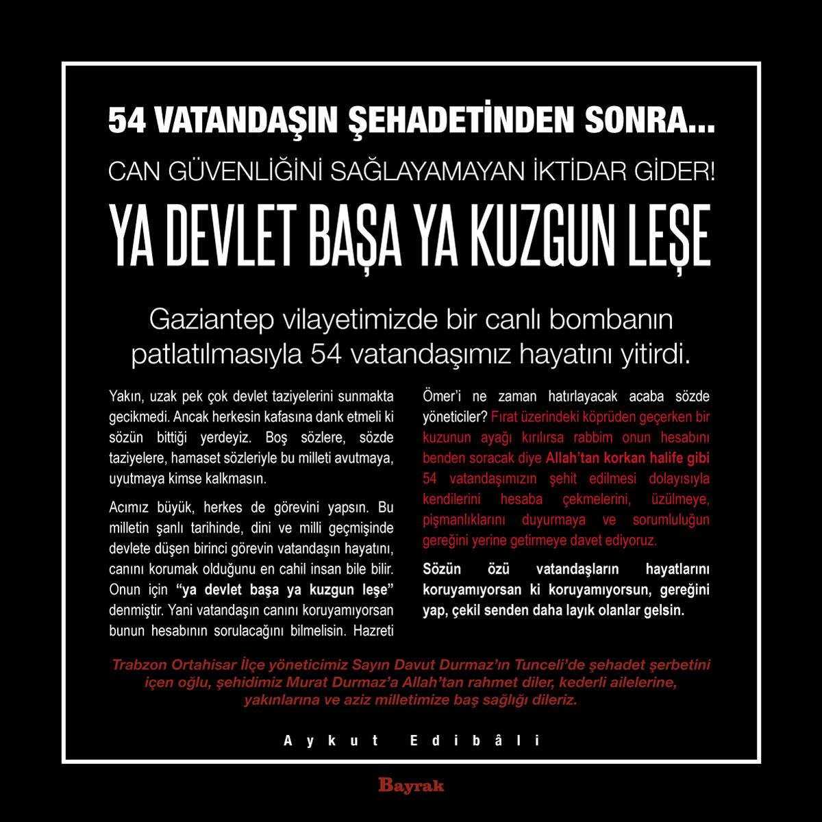 2016-Ağustos-21-Terör-Gaziantep