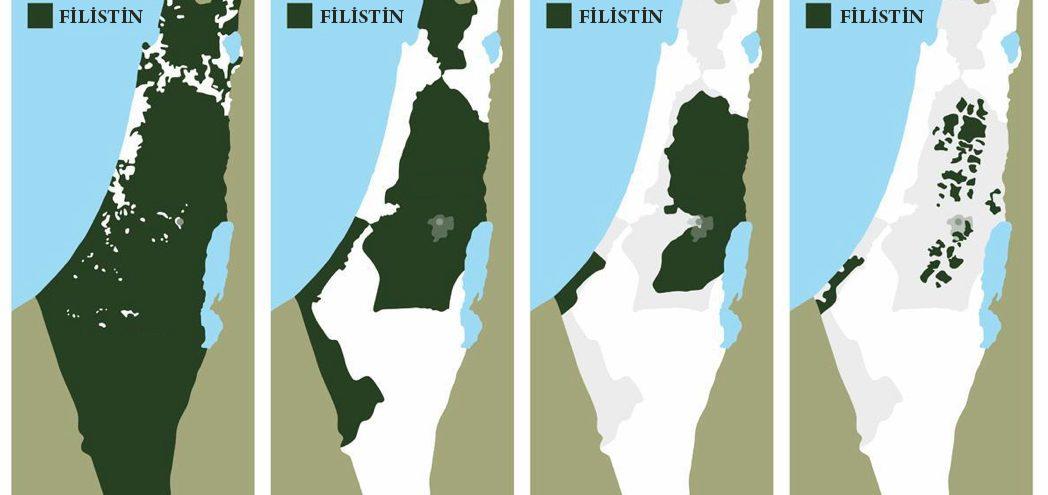 Israel land progression