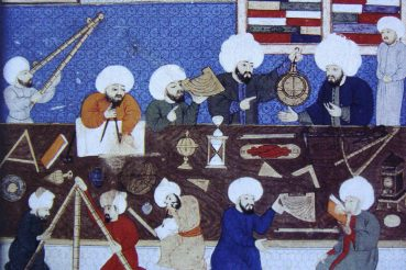 istambul_observatory_in_1577