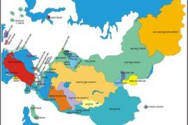 Türk Dünyası Harita kopyası